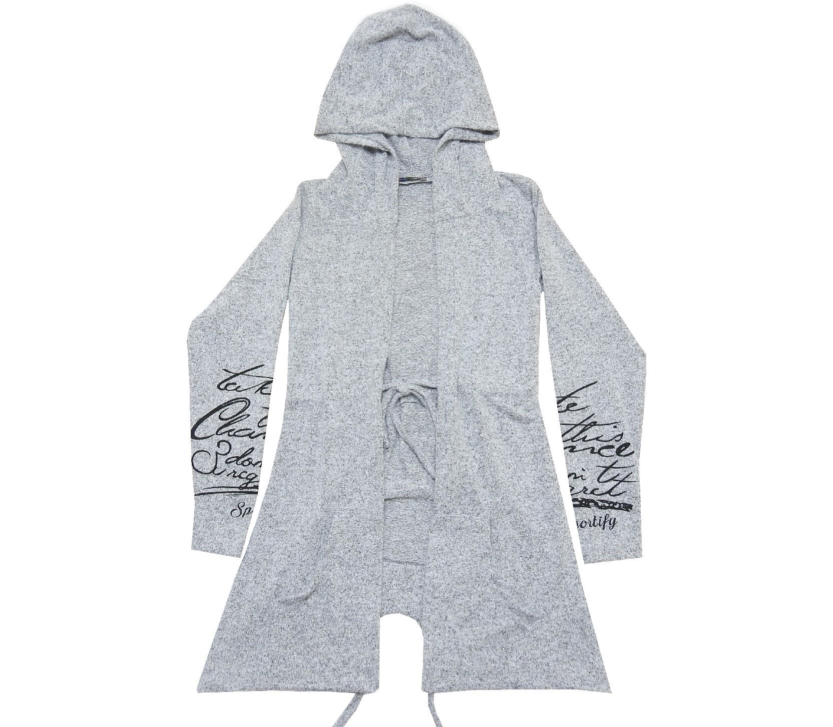 1615 wholesale hooded cardigan for kids (10-12-14-16 age)