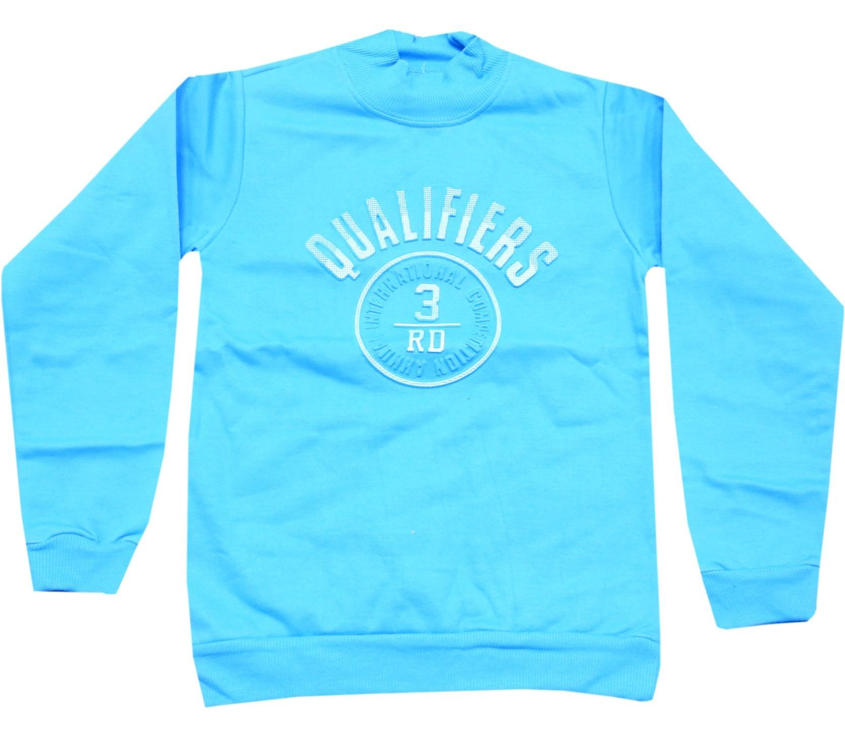 3211 wholesale letter printed sweat for kids (10-11-12-13 age)
