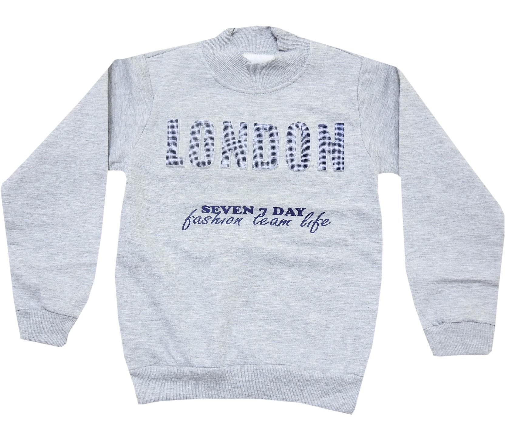 1231 Wholesale london printed sweat for kids (5-6-7-8 age)