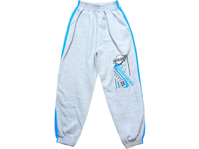 798 Wholesale letter printed single trouser for children (4-5-6-7-8 age)