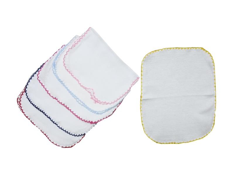 6 piece cotton apron for babies