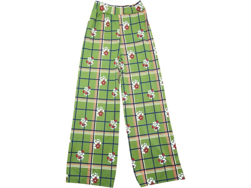 401 Wholesale embroidery trouser for girl children clothes (10-11-12-13-14 age)