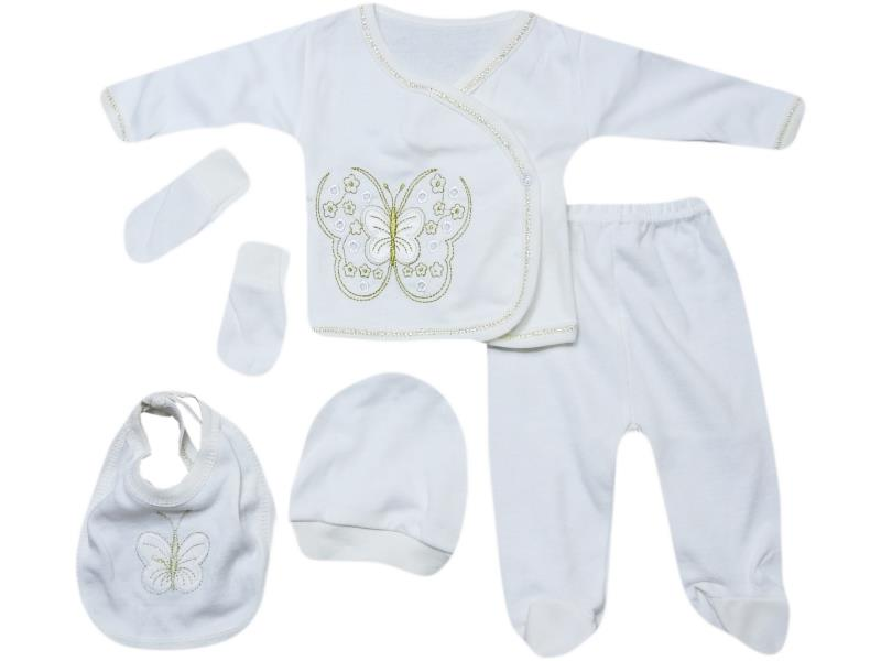 Wholesale snapsuit set for babies   3-6-9 month