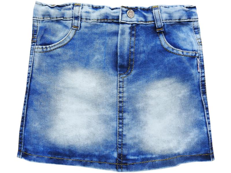 2111 Wholesale denim skirt for girl children clothes (2-3-4-5 age)