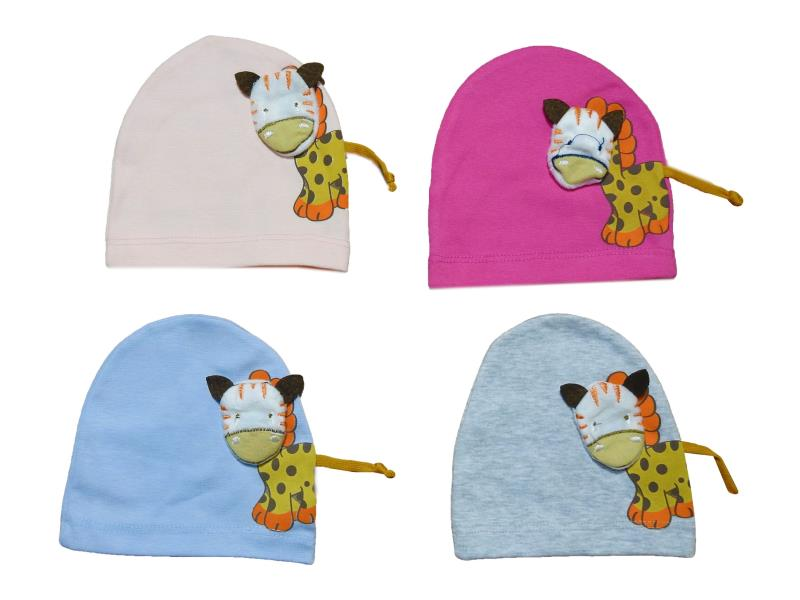351 Wholesale baby hats for babies with giraffe