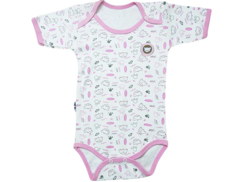 Wholesale quality and cheap snaps bady for babies 3-6-9-12 month