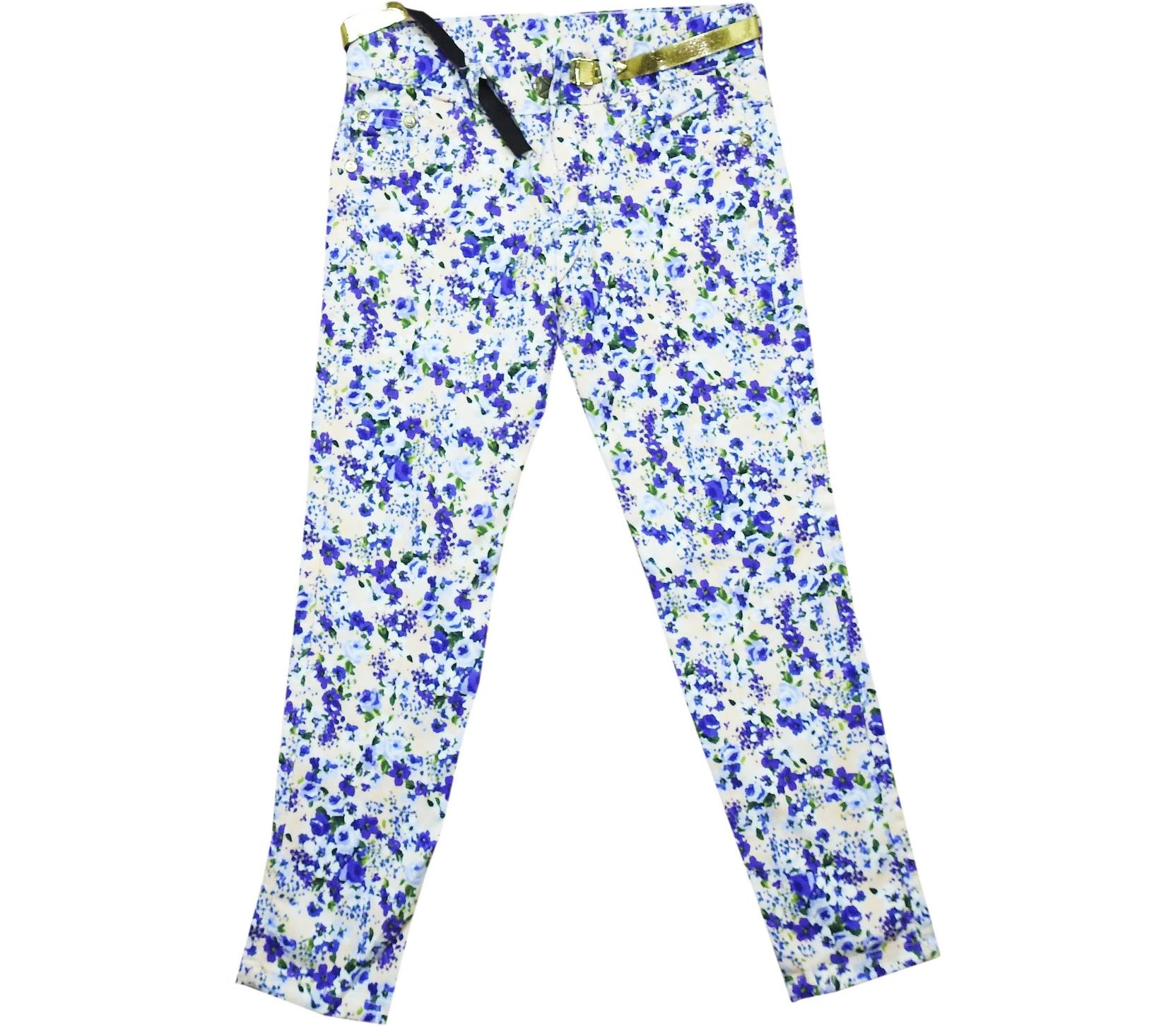 5000 Wholesale flowery pant for girl kids clothes (8-9-10-11-12 age)