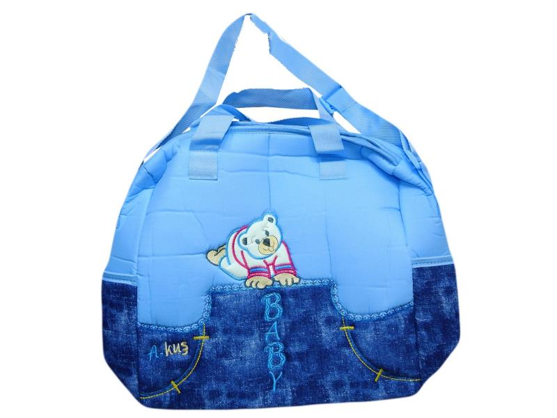 998 Wholesale bear printed bag for baby