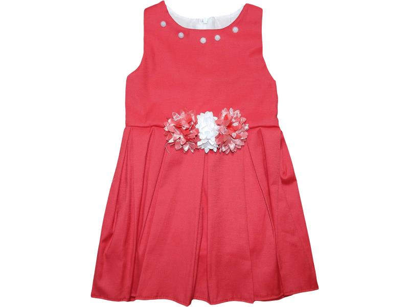 Dress children's casual,monotone, for girls  5-6-7-8 years