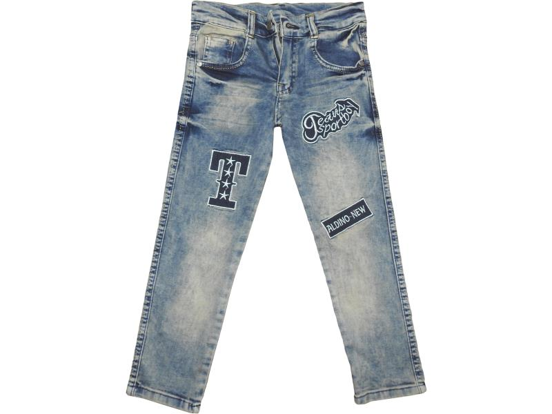 Wholesale kids denim pants for boys 1-2-3-4 age
