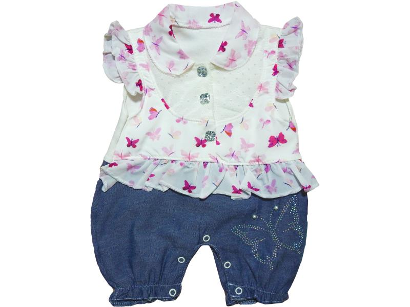 1556 Wholesale baby onesies-jumpsuits womens from the manufacturer,for baby girls  3-6-9 months