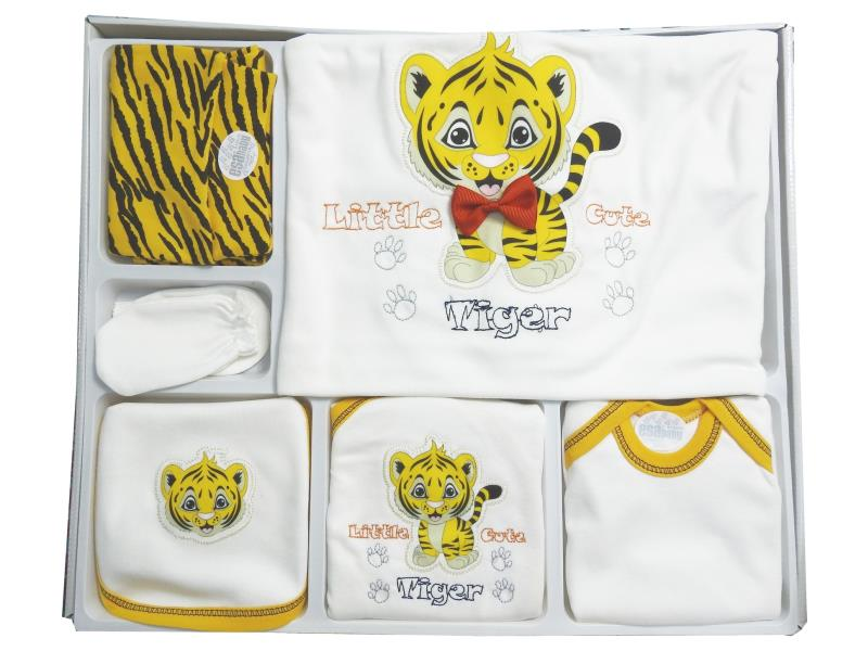 6105 Wholesale newborn set for babies 10 pieces in package