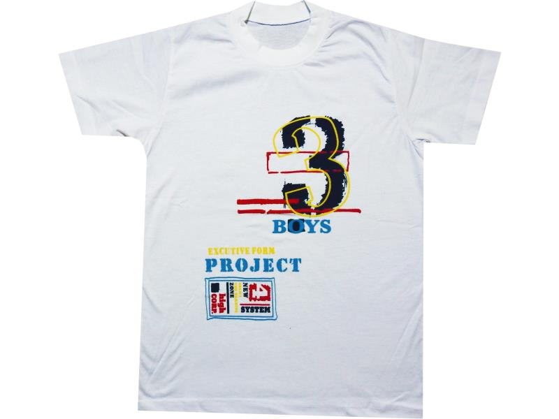 Wholesale t-shirt for children at low prices, for boys 10-10-11-11 age