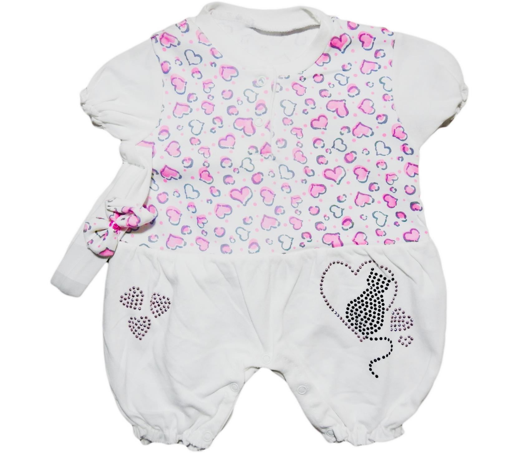 3001 Wholesale baby onesies,jumpsuits, summer hat,print ladybug for kids in 3-6-9-12 months