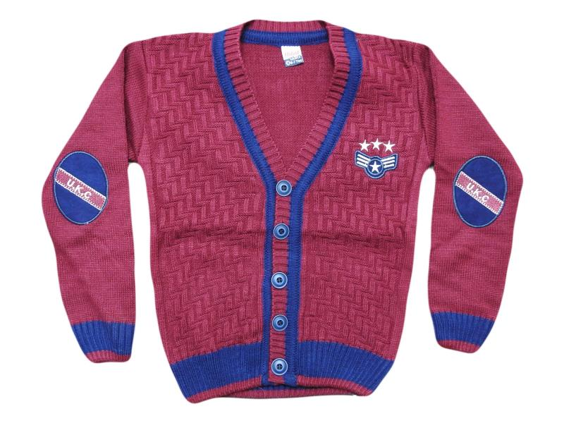 258 Wholesale children's jackets with buttons for boys 5-7-9 years
