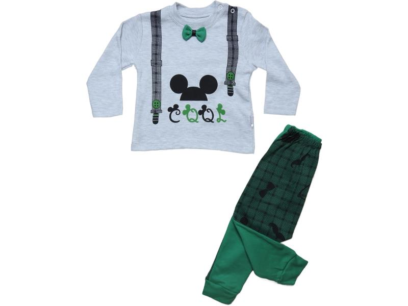1861 two piece boy baby kit  9-12-18 months
