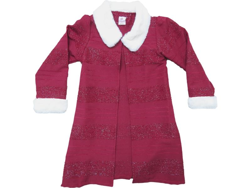 8144 Wholsale quality and cheap cardigan for girl babies 1-2-3-4 age