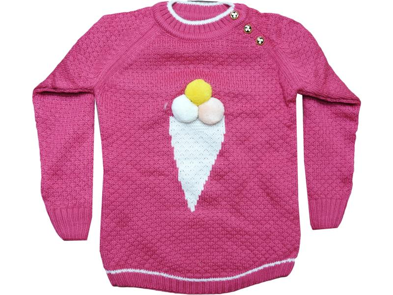 208 sweater for girl babies 1-2-3 age