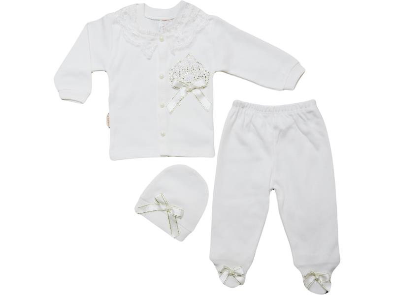920 crown combed cotton for girl babies  3-6 month