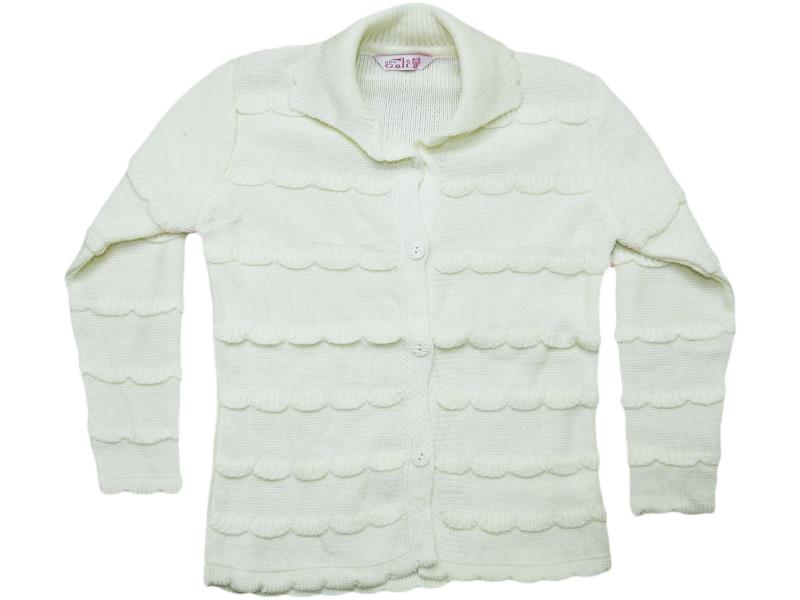 8050  quality cardigan for girl babies 4-6-8 age