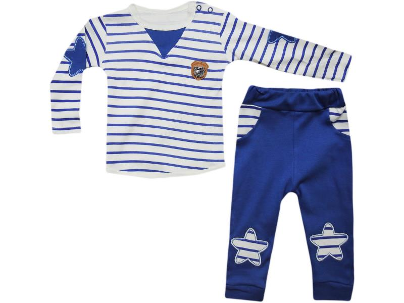 425 star detail set for boy babies 3-6-9 month