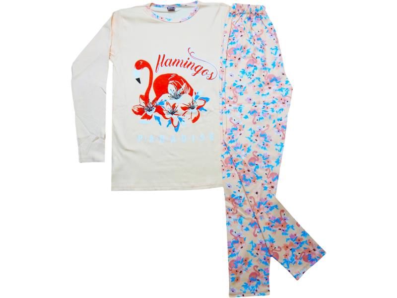 759 Wholesale baby seasonal sleepwear with print for girls 13-14-15 years