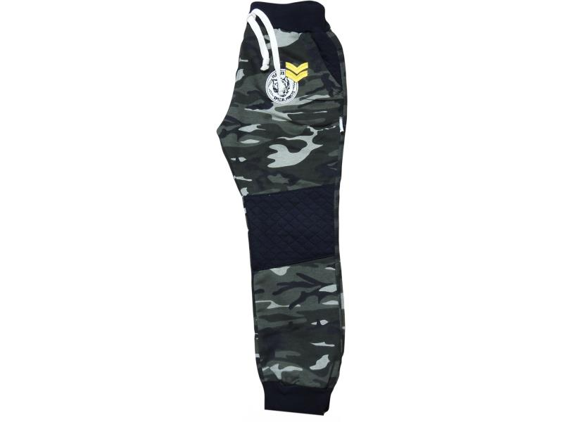 8072 sweatpants camouflage for boys kids 4-6-8 age