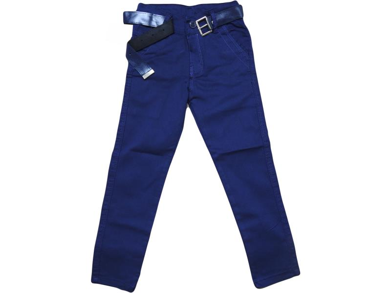 1404 Wholesale linen pants for children 5-6-7-8 age
