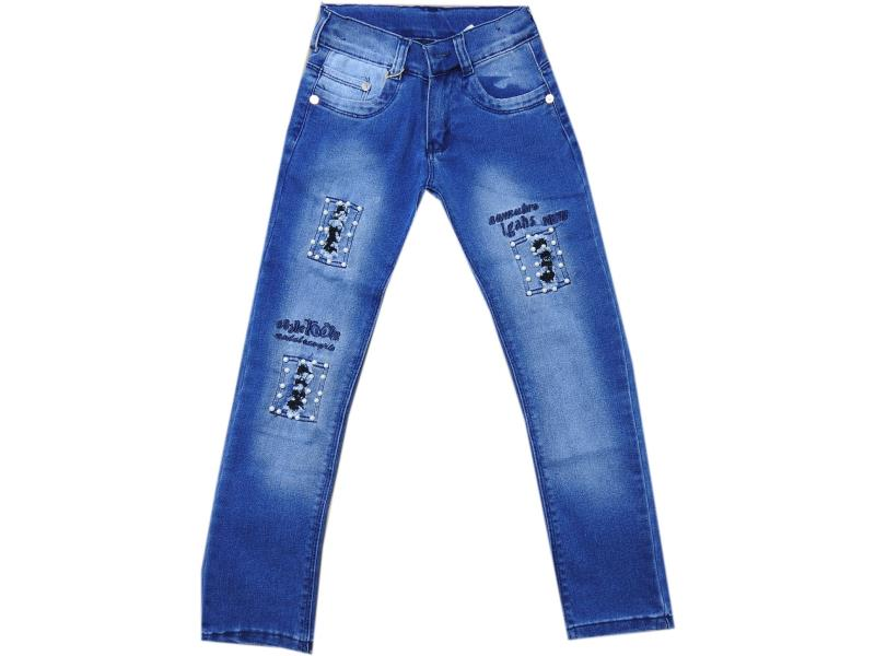 7933  jeans for children  9-10-11-12 age