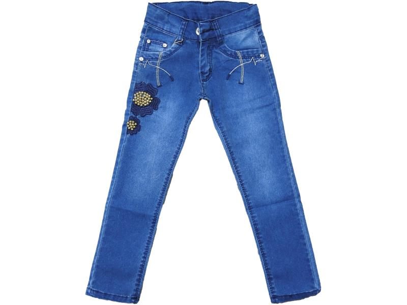 7936 jeans for girl children 5-6-7-8 age