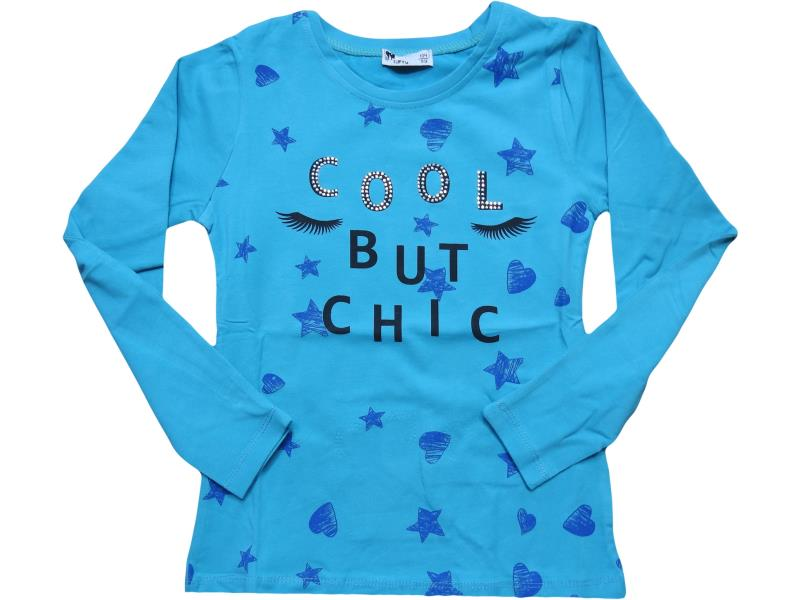 MR 18-1575 Wholesale children's sweatshirts,sweaters with cool but chic print, long sleeve, for girls 9-10-11-12 years