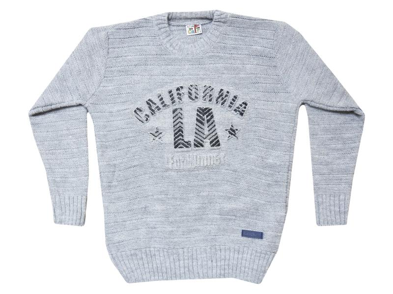 8255 california la for winner printed sweater for boy children 4-6-8 age