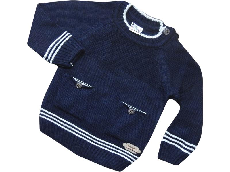 112 wholesale jumper for boys kids with pockets 1-2-3 age