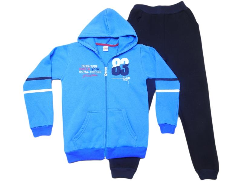 1283 Wholesale quality and cheap  tracksuits for boy children 9-10-11-12 age