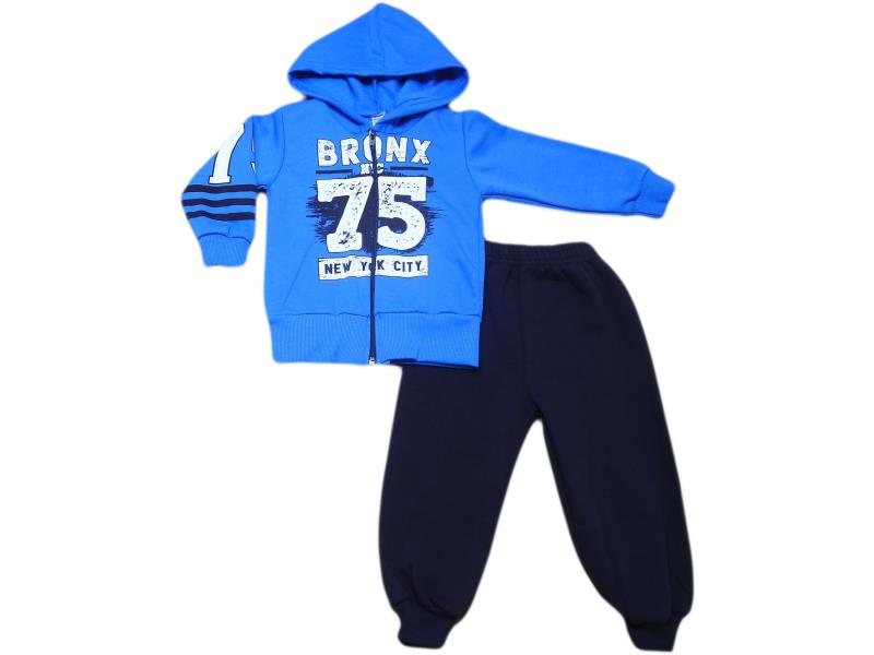 911 Wholesale cheap and quality NEW YORK printed tracksuits for boy children 5-6-7-8 age