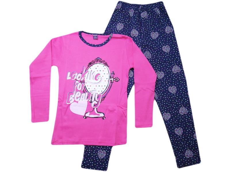 842 Wholesale seasonal and quality tracksuits LOOKİNG FOR BEAUTY printed for children  10-11-12 age