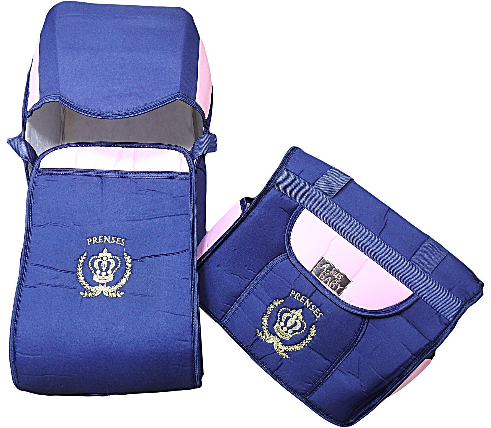 261 Wholesale quality and cheap two piece carry bag for babies