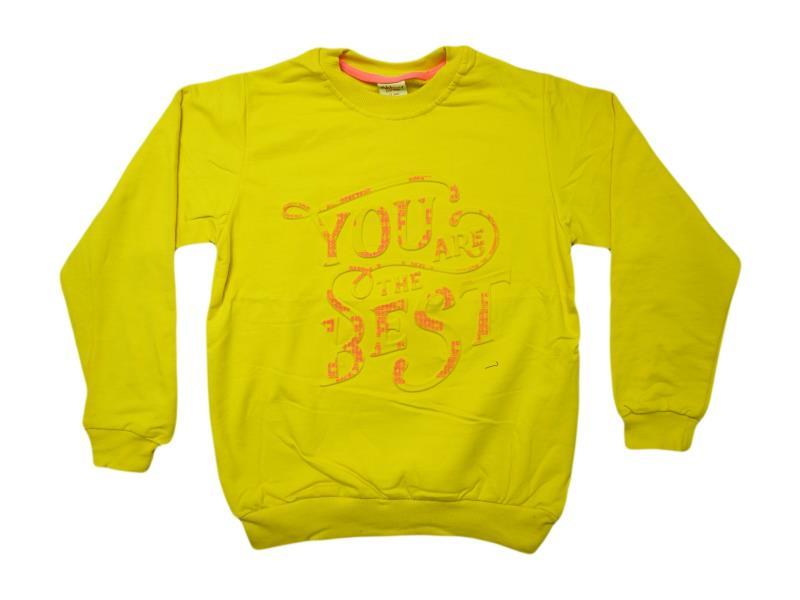 8066 Wholesale cheap and quality winter  mixed printed sweatshirt for boy chilren 7-8-9-10-11 age