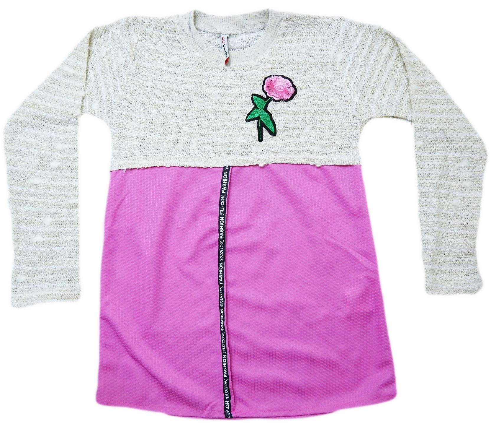 K-465 Wholesale quality and cheap  tunic fo girl children  9-10-11-12-13 age