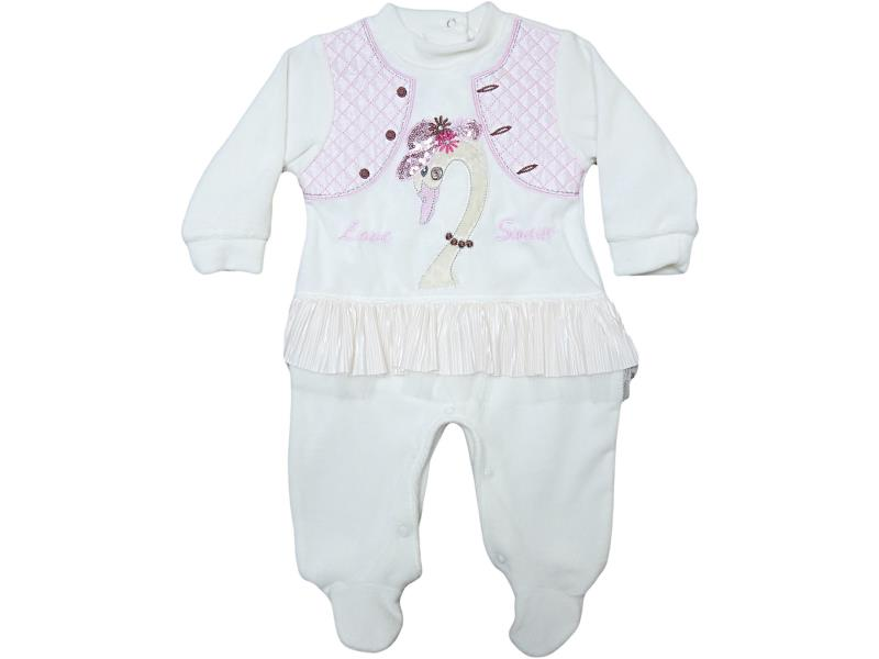 1571 Wholesale quality and cheap set for girl babies 3-6-9 month