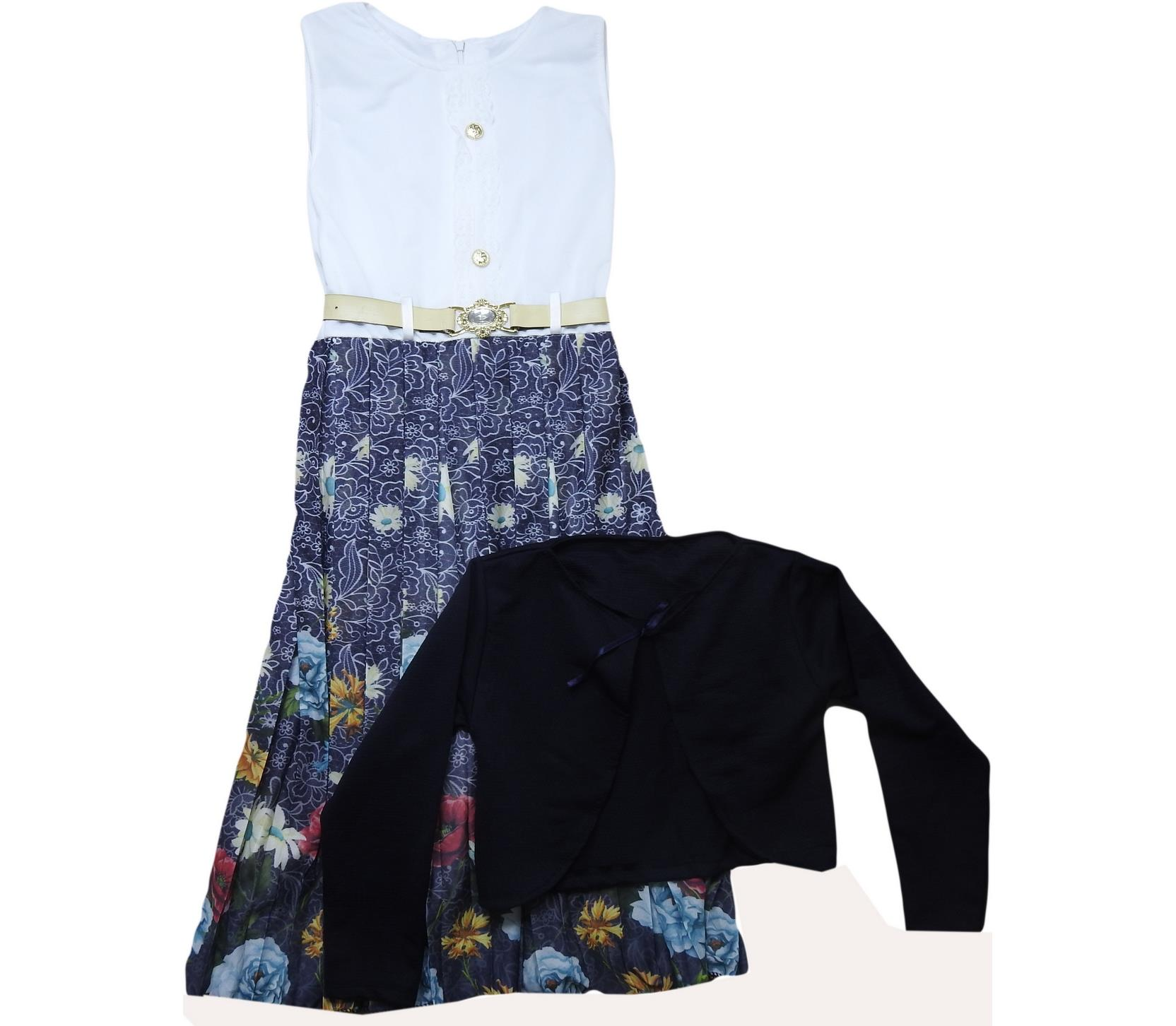Wholesale quality and cheap dress for girl children 10-12-14-16 age