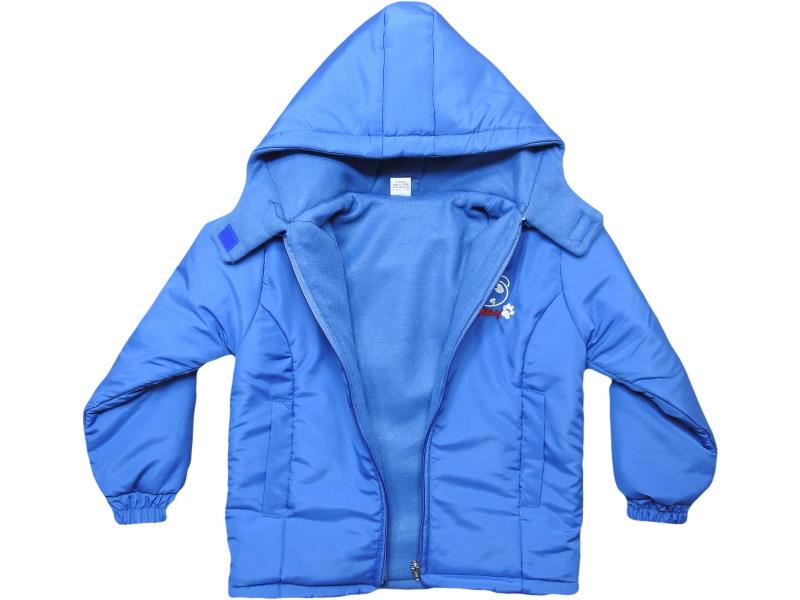 Wholesale quality and cheap hooded detailed winter coats for boy children  2-3-4-5 age