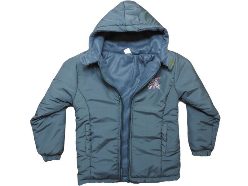 Wholesale quality and cheap hooded detailed winter coats for children  10-12-12-13 age