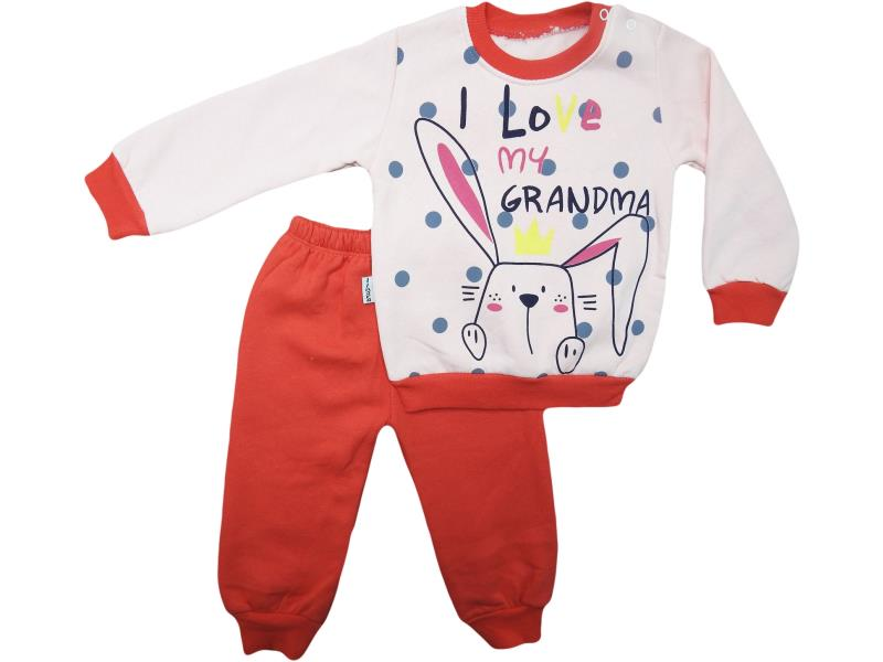510 Wholesale quality and cheap two piece set for babies 9-12-18 month