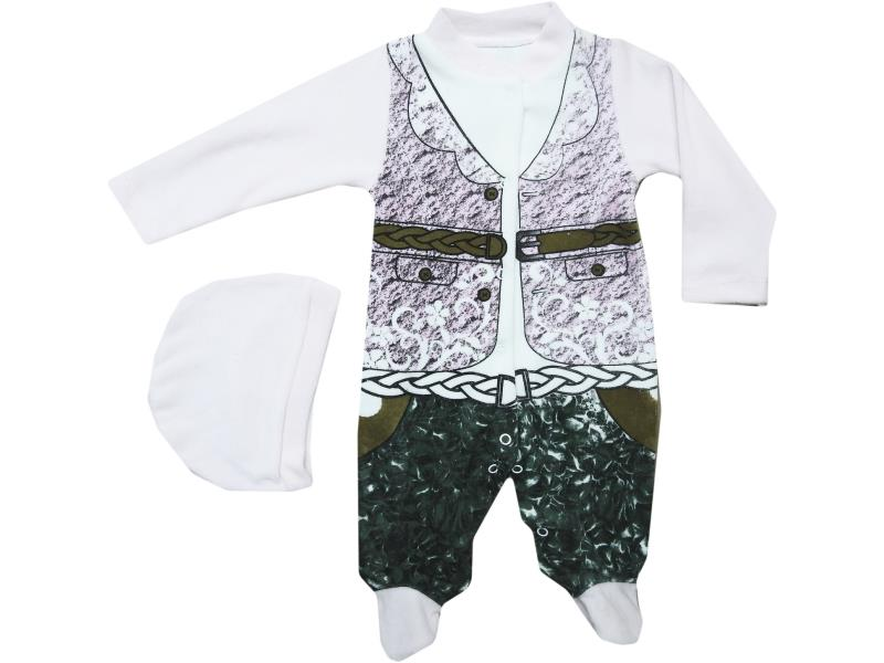 3512 wholesale quality and cheap wintery overalls for babies 3-6-9 month