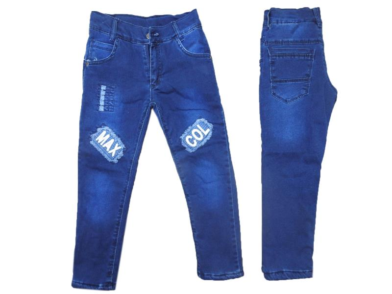 8820 Wholesale quality and cheap jeans  pants for children  1-2-3-4 age