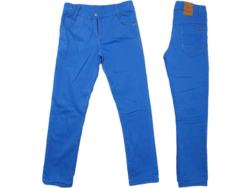 8907 Wholesale quality and cheap satin detalied pants for children   9-10-11-12 age
