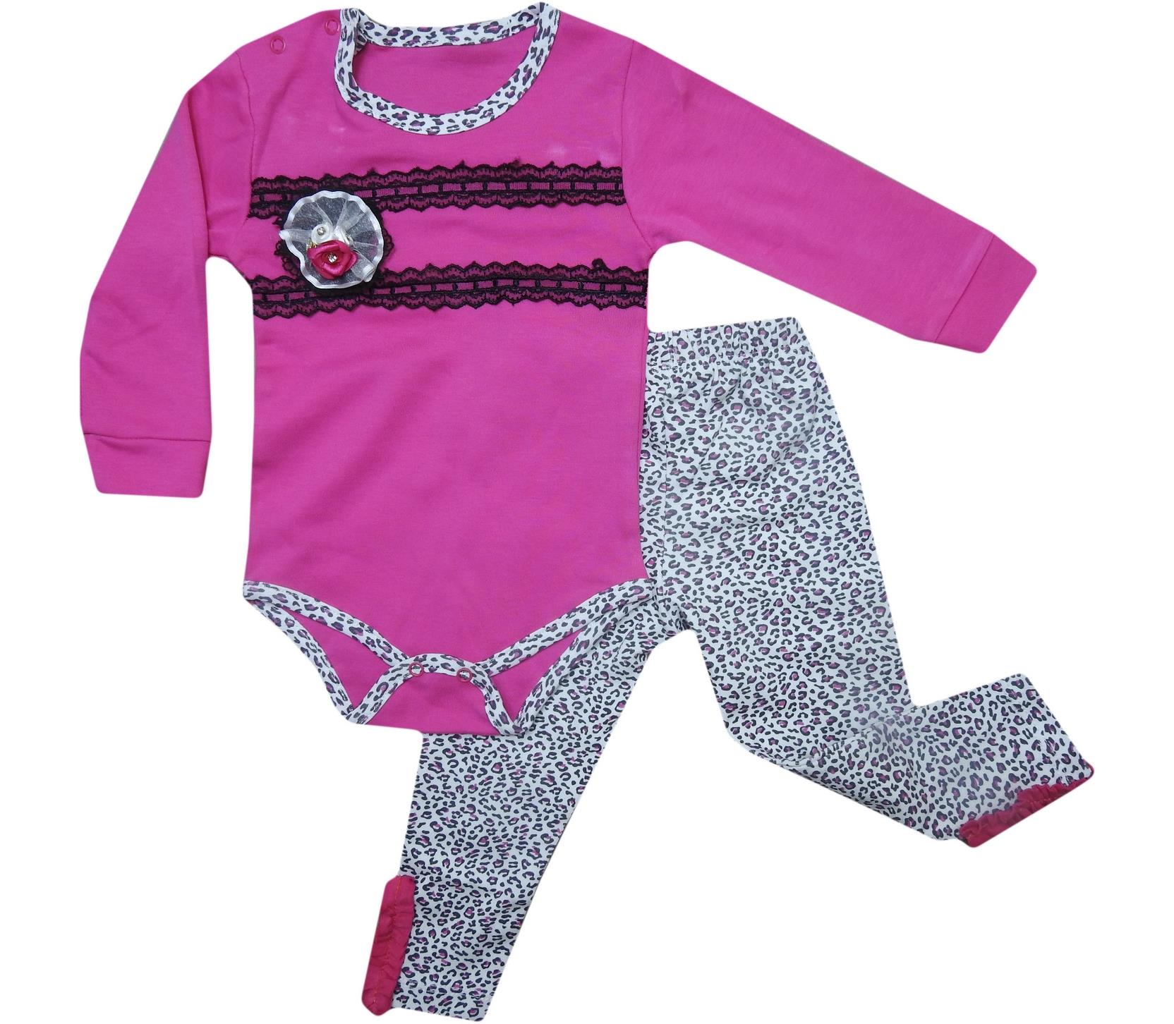8059 Wholesale quality and cheap set for babies  6-9-12 month