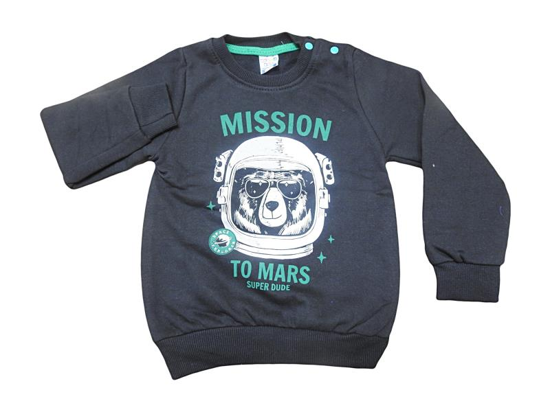 ​8119 Wholesale quality and cheap sweater for babies 1-2-3-4 age