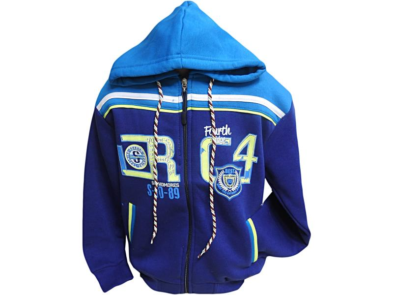 5573.0 Wholesale quality and cheap hooded cardigan for children  5-6-7-8-9 age
